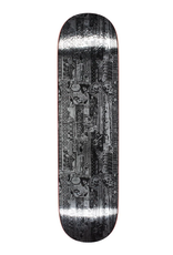 """FUCKING AWESOME FUCKING AWESOME 8.25"""" SILVER ACUPUNCTURE DECK"""