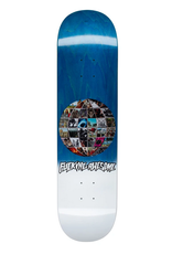 """FUCKING AWESOME FUCKING AWESOME 8.18"""" UNIVISION DECK (BLUE STAIN)"""