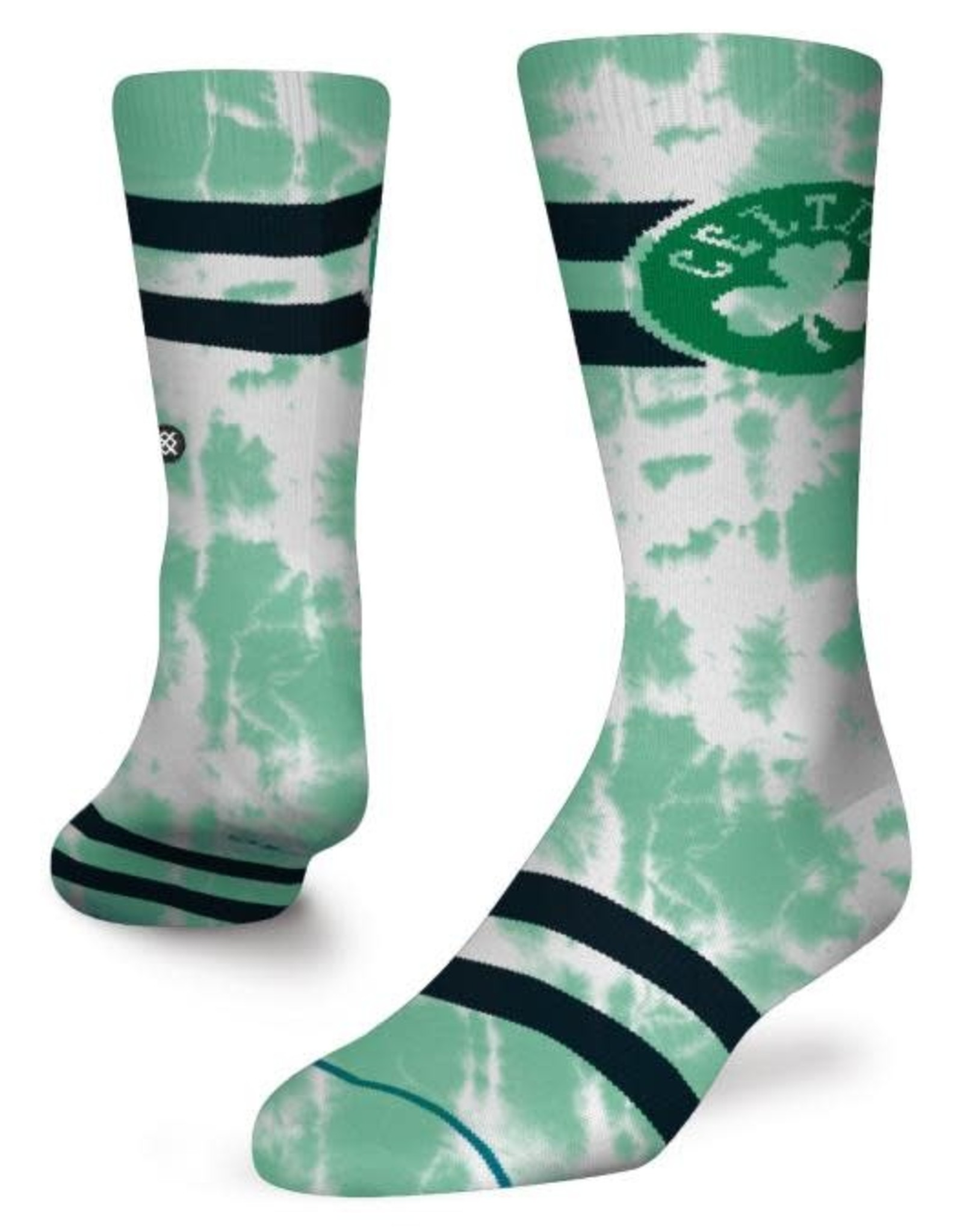 STANCE STANCE CELTICS DYED INFIKNIT CASUAL SOCK LARGE