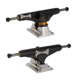 INDY INDEPENDENTMASON SILVA PRO BLACK SILVER TRUCK (ONE TRUCK)