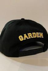 GARDEN GARDEN RED GLOX SNAPBACK BLACK/GOLD