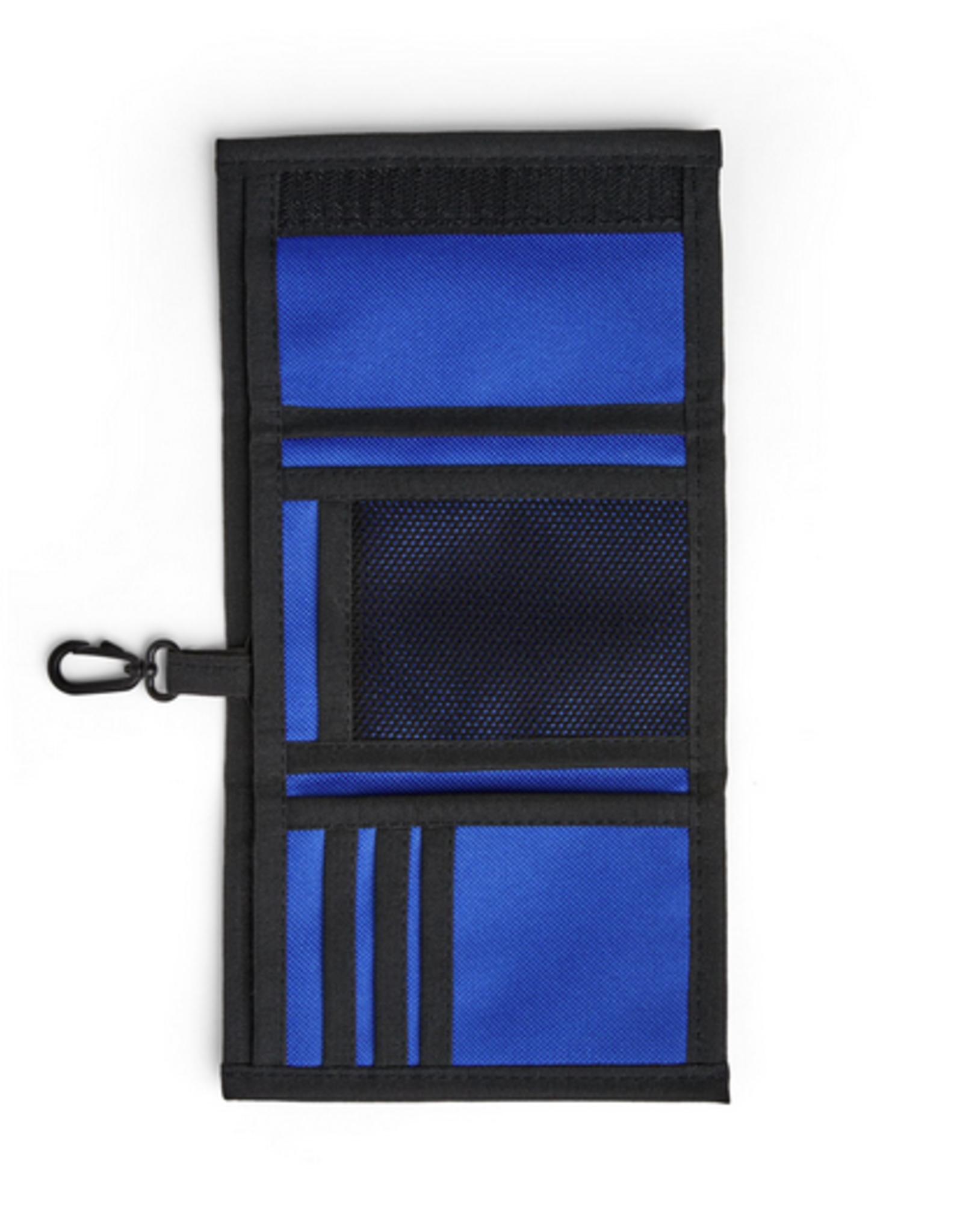 POLAR POLAR SKATE DUDE WALLET BLUE