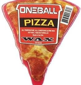 ONE BALL JAY ONE BALL 110G PEPPERONI PIZZA SNOW WAX