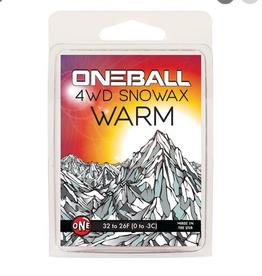 ONE BALL JAY ONE BALL JAY 4WD SNOWAX 165G WARM