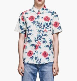 HUF HUF HERRER BUTTON-UP