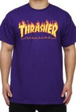 THRASHER THRASHER FLAME TEE