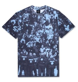 HUF HUF WC 12 GALAXIES RIOT S/S TEE