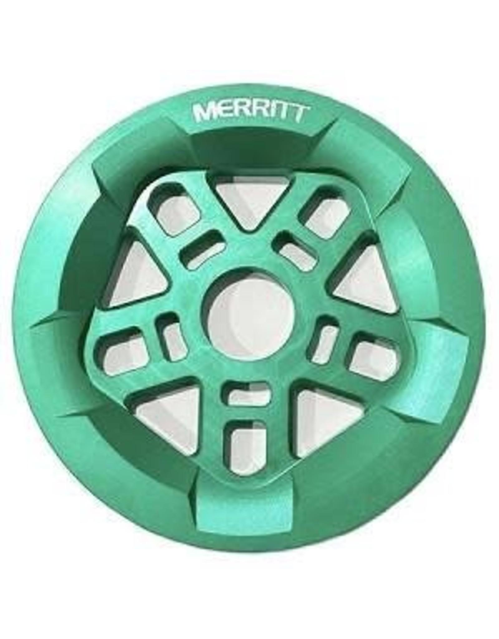 MERRITT MERRITT BEGIN GUARD SPROCKET GREEN 25T