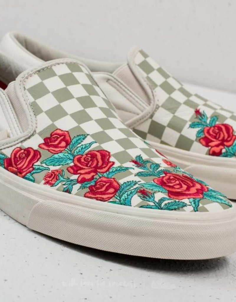 VANS WOMEN'S SLIP ON