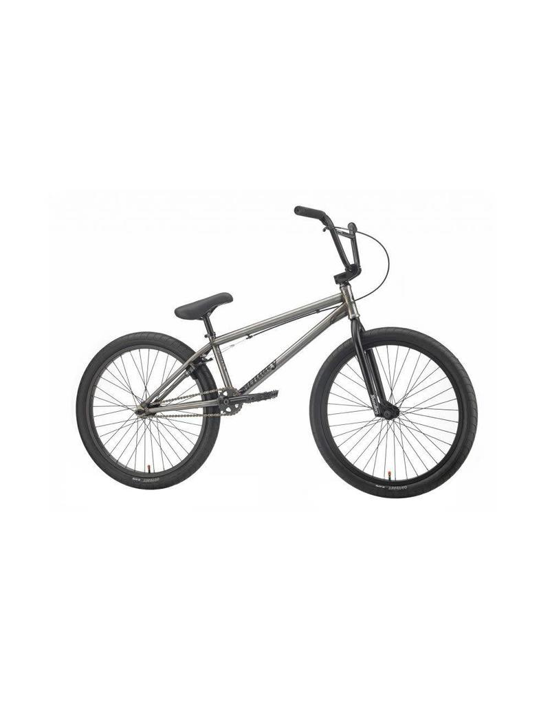 "SUNDAY 2019 SUNDAY MODEL C RAW 24"" BMX BIKE"