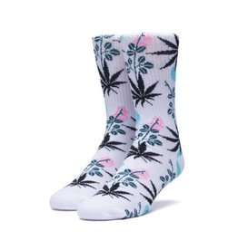 HUF HUF CHERRY BLOSSOMS CREW SOCKS