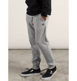 VOLCOM VOLCOM SINGLE STONE FLEECE PANTS STORM GREY