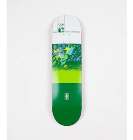 GIRL GIRL RUDY JOHNSON FUTBOL DECK 8.25