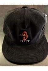 HUF HUF CASE CLOSED STRAPBACK HAT