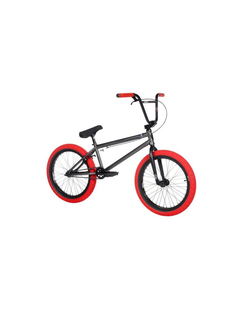"SUBROSA 2019 SUBROSA TIRO 20.5"" BMX BIKE SATIN DARK GREY"