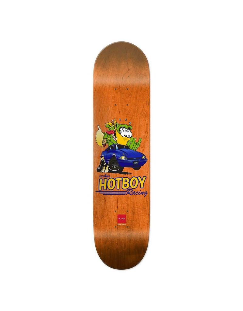 CHOCOLATE CHOCOLATE SKATEBOARDS TERSHY HOTBOY DECK 8.5""