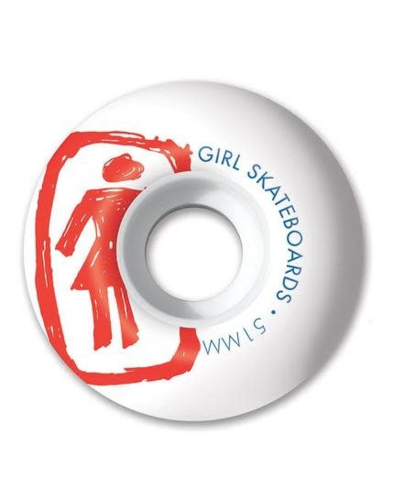 GIRL GIRL SKETCHY OG WHEELS