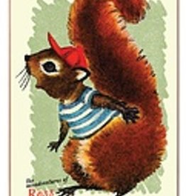 POLITIC POLITIC SQUIRREL 8.5 DECK