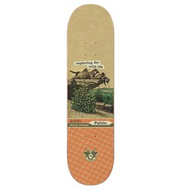 POLITIC POLITIC RACCOON 8.25 DECK