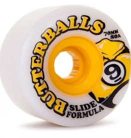SECTOR 9 SECTOR NINE BUTTERBALLS WHEELS 80A