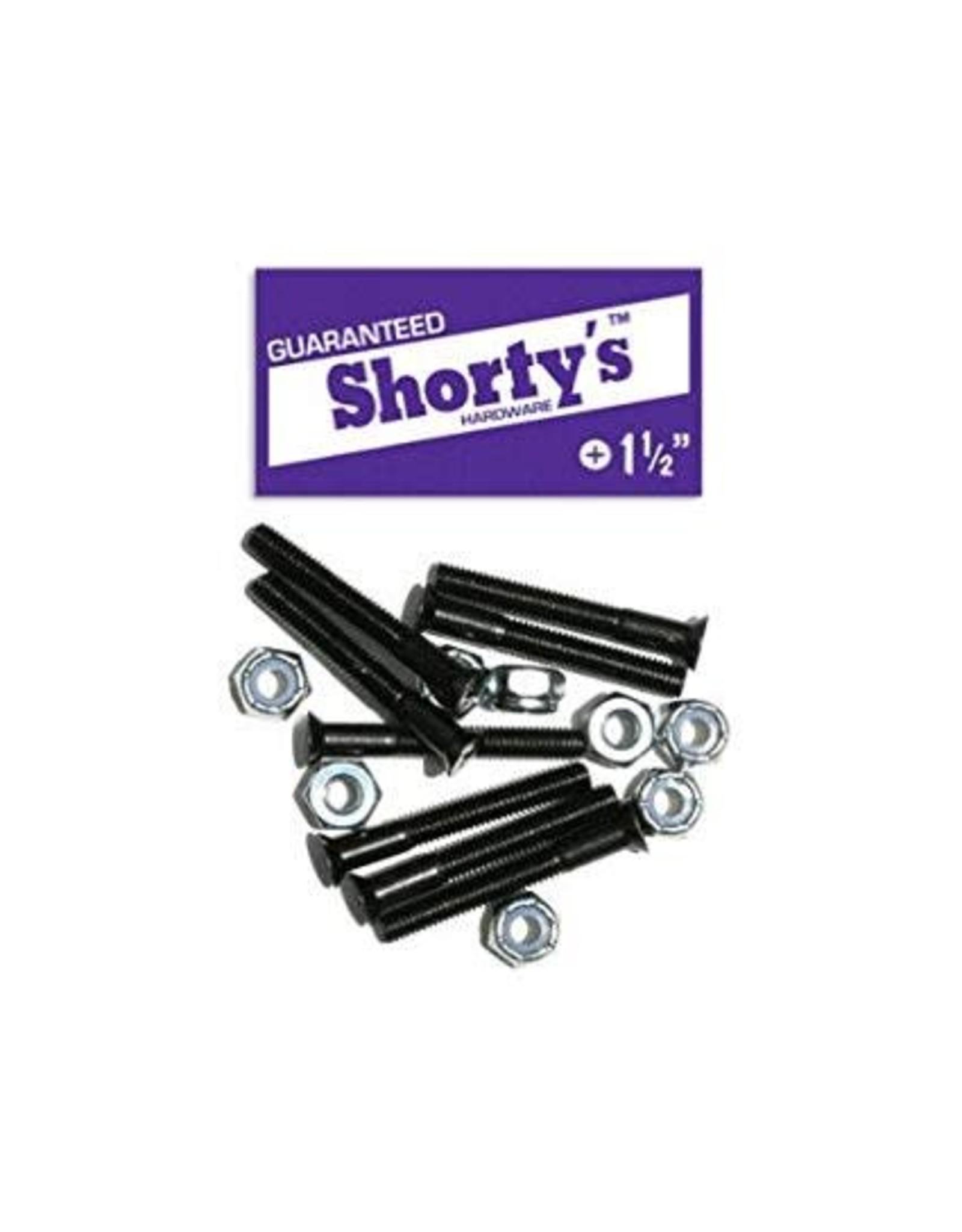 SHORTYS SHORTY'S SKATEBOARD HARDWARE