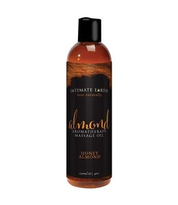 Intimate Earth Massage Oil 4oz