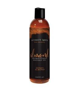 Intimate Earth Massage Oil 4oz