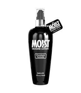 Moist Silicone Lotion 4oz