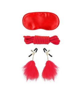 Fetish Fantasy Series Limited Edition Fetish Fantasy Limited Edition Lovers Bondage Kit