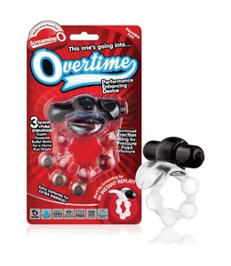 Screaming O Screaming O - Overtime - Vibrating Cock Ring
