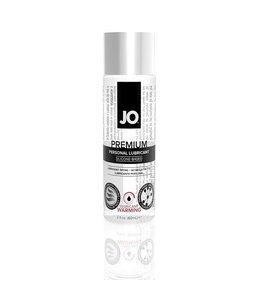 JO Premium Warming Silicone Lubricant 2oz
