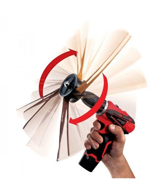 LoveBotz Auto Flogger Whip Attachment for Drills