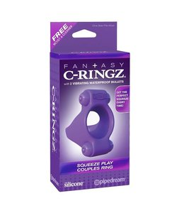 Fantasy C-Ringz Fantasy C-Ringz Squeeze Play Couples Ring