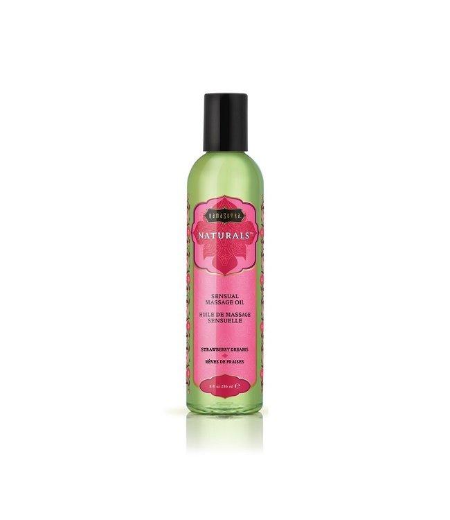 Kama Sutra Kama Sutra Naturals Massage Oil 8oz