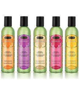 Kama Sutra Naturals Massage Oil 8oz