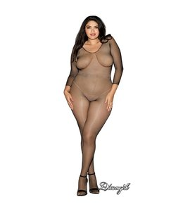 "Dreamgirl ""Amsterdam"" Fishnet Bodystocking OSX"