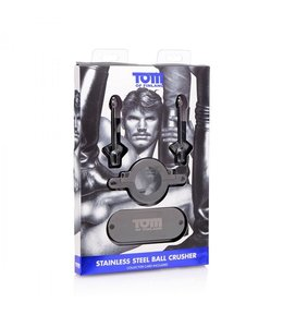 Tom of Finland Tom of Finland Stainless Steel Ball Crusher