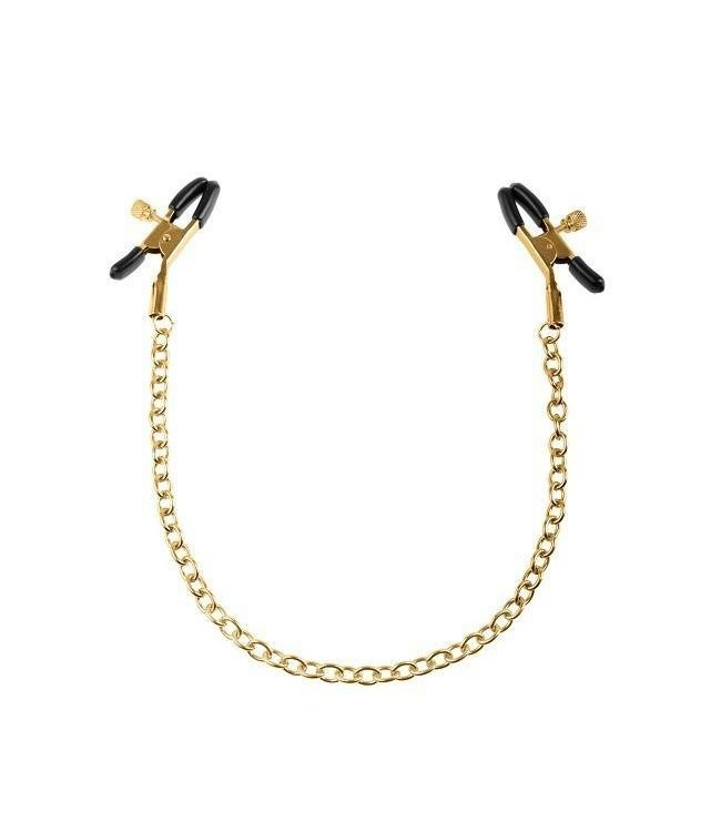 Fetish Fantasy Gold Fetish Fantasy Gold Nipple Clamps