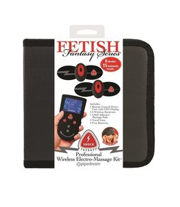 Fetish Fantasy Series Professional Wireless Electro-Massage Kit