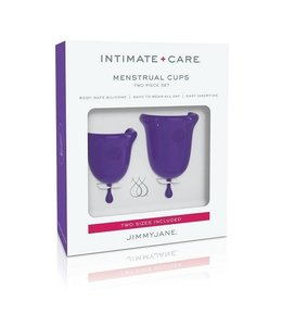 Jimmyjane Jimmyjane Intimate Care Menstrual Cups