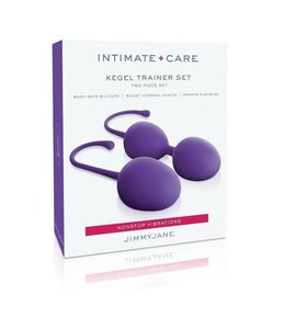 Jimmyjane Jimmyjane Intimate Care Kegel Trainer Set