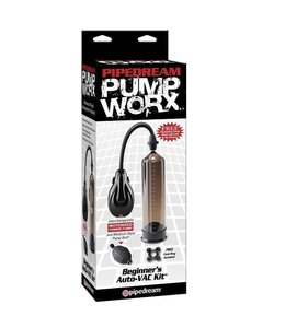 Pump Worx Pump Worx Beginner's Auto Vac Kit