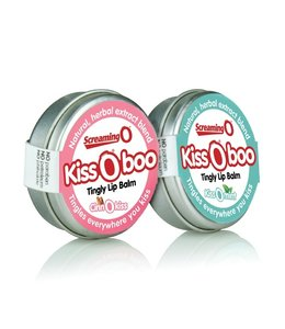 Screaming O Screaming O - KissOboo Tingly Lip Balm