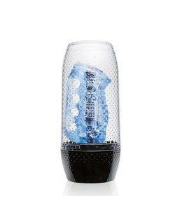 Fleshlight Fleshskins Grip Blue Ice in Case