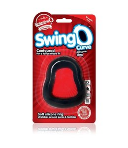 Screaming O Screaming O - Swingo Curve Silicone Ring