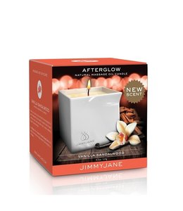 Jimmyjane JimmyJane Afterglow Massage Oil Candle