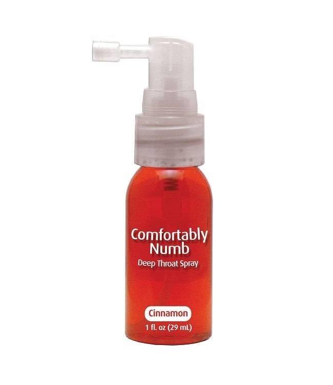 Comfortably Numb Deep Throat Spray 1oz
