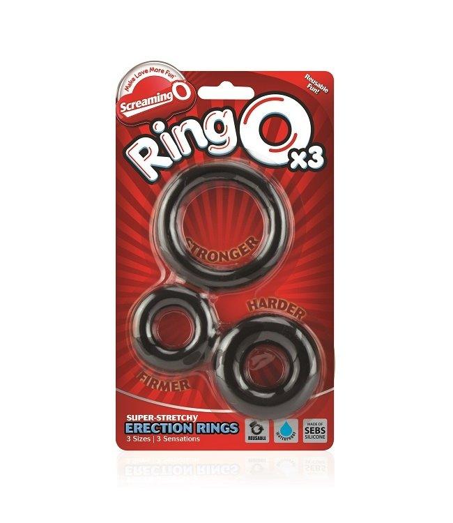 Screaming O Screaming O - RingO x3