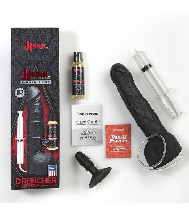 Kink! Drencher Squirting Cock