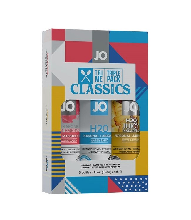 System JO JO Tri Me Triple Pack - Classics